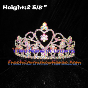 AB Crystal Strass Pageant Tiaras