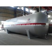 China hizo el cilindro del gas del lpg de la marca de fábrica del clw, 5-100m3 el tanque del lpg para la venta