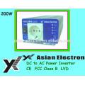 120VAC 200W Inverter unübertroffene Features