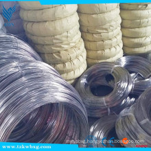ASTM 316L SS soft bright wire in 0.5mm thick