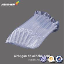 Plastic shockproof air column cushion bag pack for Camera