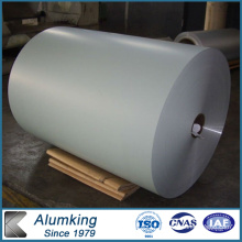 925 Mm Width Al1060 Cream Color Coated Aluminum Coil