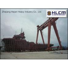 Grue à portique Shipyard 16 avec SGS