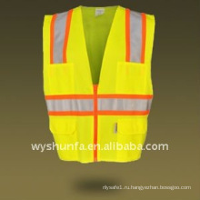 Жилет с защитной одеждой отражающий жилет hi vis vest