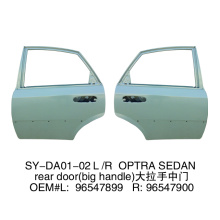 Rear doors For Daewoo Optra Sedan