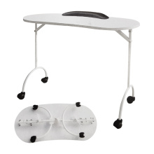 Portable Manicure Nail Table Station Desk