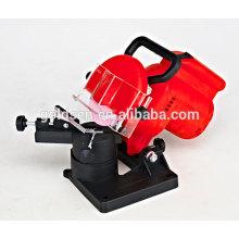 Hot Selling 100mm 220W base de plástico Power Chainsaw Sharpener Grinder Motosserra Elétrica Sharpening Machine