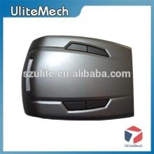 Shenzhen plastic prototype cnc milling