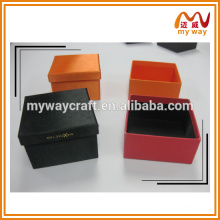 Manufacturer wholesale cheap paper box of custom made gift boxes