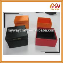 Fabricante por atacado caixa de papel barato de caixas de presente feitas sob medida
