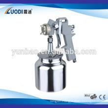 Hvlp Type And Paint Spray Gun Application Automotive Spray Gun