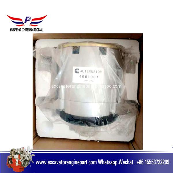 Bulldozer Spare Part Sd23 Alternator 4061007