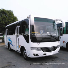 6.6m Passenger Bus with 26 Seats for Sale