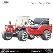 Jeep pequeno / crianças Jeep Amy / Mini Rover para Kids / Go Kart para venda 110cc, 125cc, 150cc