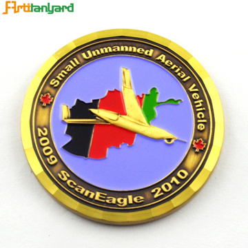 Professional Custom Metal coins
