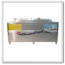 Lavadora comercial de frutas y verduras F044 300L Single Tank