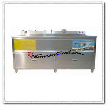 F044 300L Single Tank Commercial Fruit and Vegetable Washer