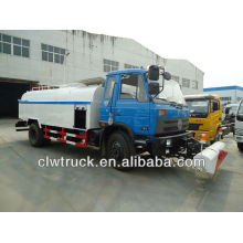 Dongfeng high-pressure cleaning truck,road cleaning truck