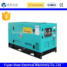26KW conjunto de generador diesel con motor Yanmar tipo de dosel panel de control