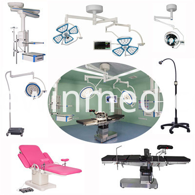 Main medical equipment