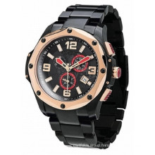 High Quality Sport Watch Men′s Stainless Steel Sport Watch (HL-CD059)