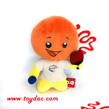 Stuffed Sportsman Mascot