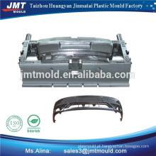 molde de plástico pára-choques de carro para fabricante de molde de injeção plástica de produtos plásticos