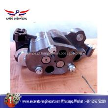 Bomba de óleo do motor diesel Shangchai C6121 C15AB-4W2448