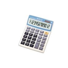 Pantalla de batería solar Calculadoras de escritorio estándar
