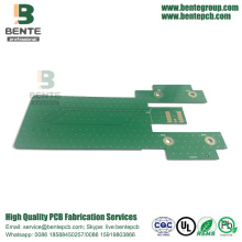 Big Size Ultrathin Prototype PCB Security Equipments
