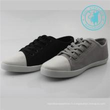 Hommes Chaussures Chaussures en toile Chaussures avec semelle en caoutchouc (SNC-011304)