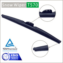 T570 Christmas Gift Winter Car Accessories Quiet Smooth Streak-Free Front Driver Windshield Stealth Passager Snow Wiper Blade