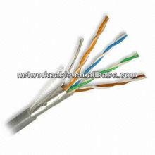 FTP cabo de rede Ethernet Cat5e de cobre da marca China