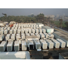 Power Plant for Gensets Output 100mw