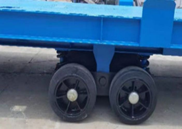 45 Ton Tractor Trailer For Factory
