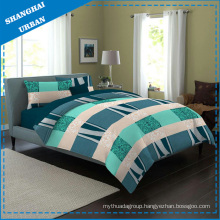 Color Patchwork Cotton Bedding Bedsheet (Set)