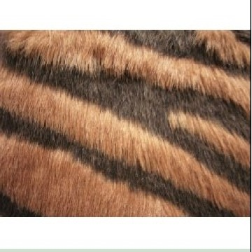 Jacquard Artificial Faux Fur