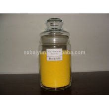 APAM de poliacrilamida aniónica para tratamento de água