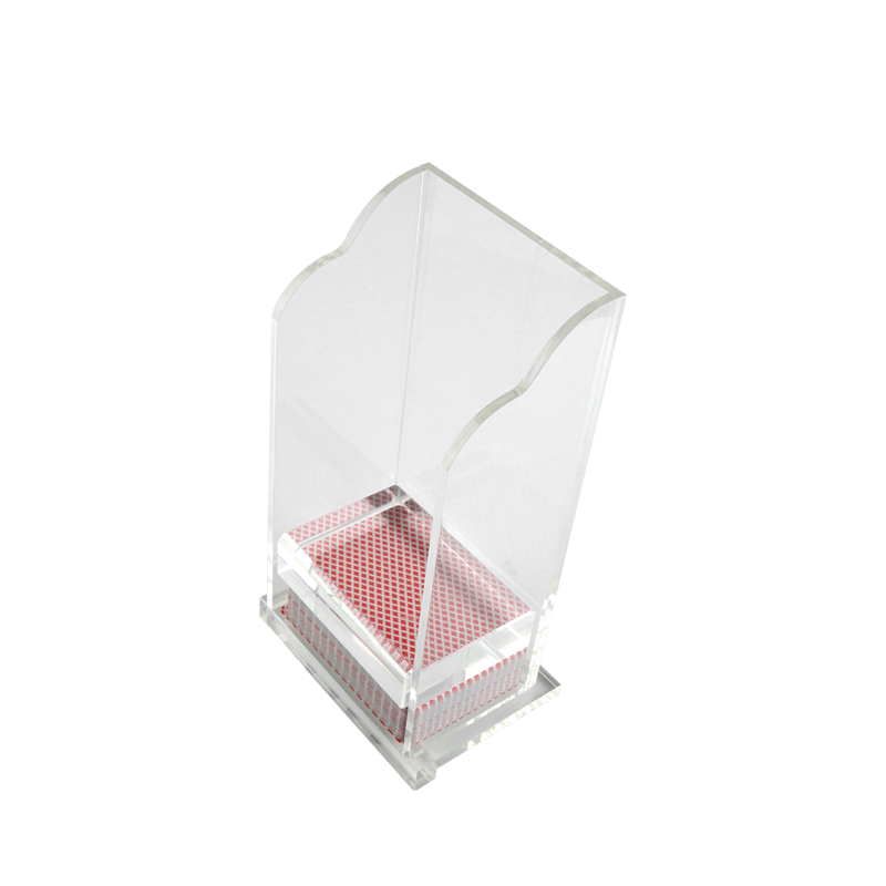 High Quality Acrylic Discard Holder