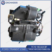 Auténtico Transit V348 Aire acondicionado frontal Asm 7C19 18C424 BF