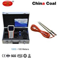Pqwt-100С 100 м ручной обнаружения утечки подземной воды метр