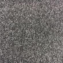tissu tricoté à l'aiguille épaisse teinte unie