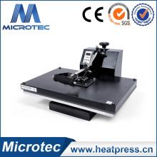 Máquina manual da imprensa do calor de China