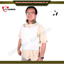 Front & Back kevlar veste à l'épreuve des balles / armure de corps / gilet balistique
