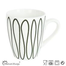 Simple Luxury Geometry Decal Print 10oz Mug