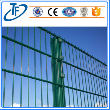 ISO9001 Square post assembled Welded wire mesh