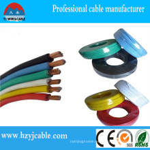 Thhn Electrical Chinesewcable para la construcción
