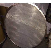 Disco de filtro de metal sinterizado para la industria farmacéutica