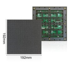 PH6 LED-displaymodul utomhus med 192x192mm