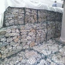 Muros de contención de malla de gaviones